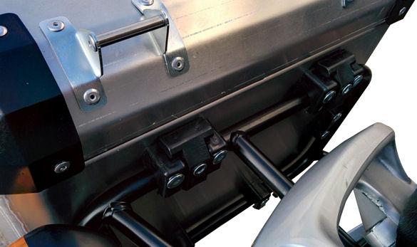 aluminium koffers motor