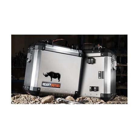 Compleet 48 liter koffersysteem Honda Transalp RD-12 XL-700V