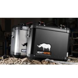 Compleet 48 liter koffersysteem Honda Varadero XL-1000V (t/m 2006)
